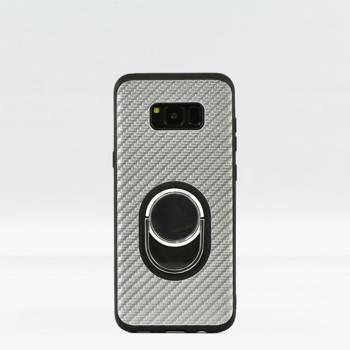 Etui do Samsung Galaxy S8 Plus / S8PLUS-W171 SREBRNY